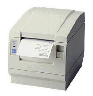 Citizen CBM-1000 Thermal POS Receipt Printer Serial w power supply