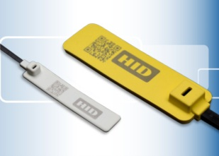 Unique Micro Design - HID - SlimFlex Seal <br> UHF RFID Tag
