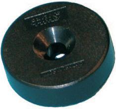 Unique Micro Design - RFID - Disk Tag - LF <br>TI 132 2kHz